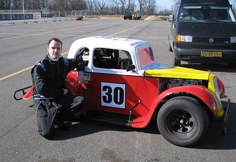 Motorsporten dk legend cup ny deltager i legend cup